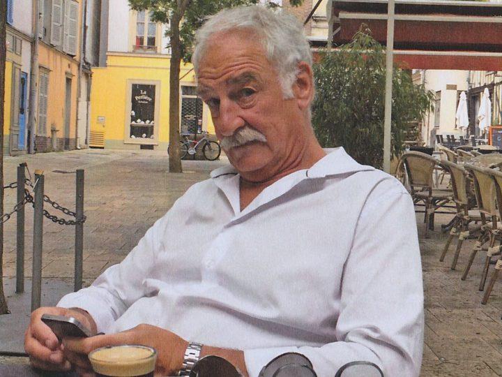 Onze voorzitter en aanmoediger Joop Mols onverwachts overleden